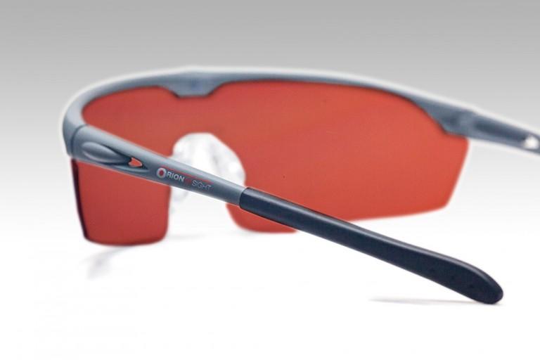 gray performance sunglasses